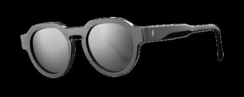 Vinylize & ACDC Bone Sunglasses in Chicago